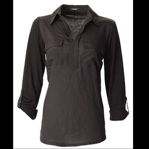 Elementz 3/4 Sleeve Blouse